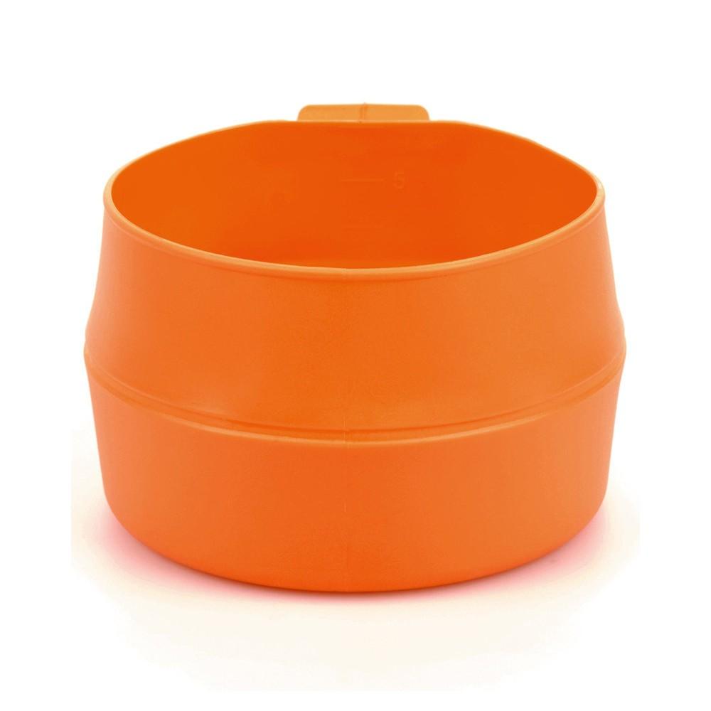 Wildo Fold-A-Cup Big Orange