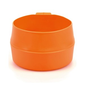 Wildo Fold-A-Cup Big in Orange