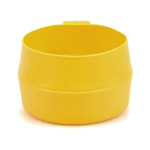 Wildo Fold-A-Cup Big in Lemon