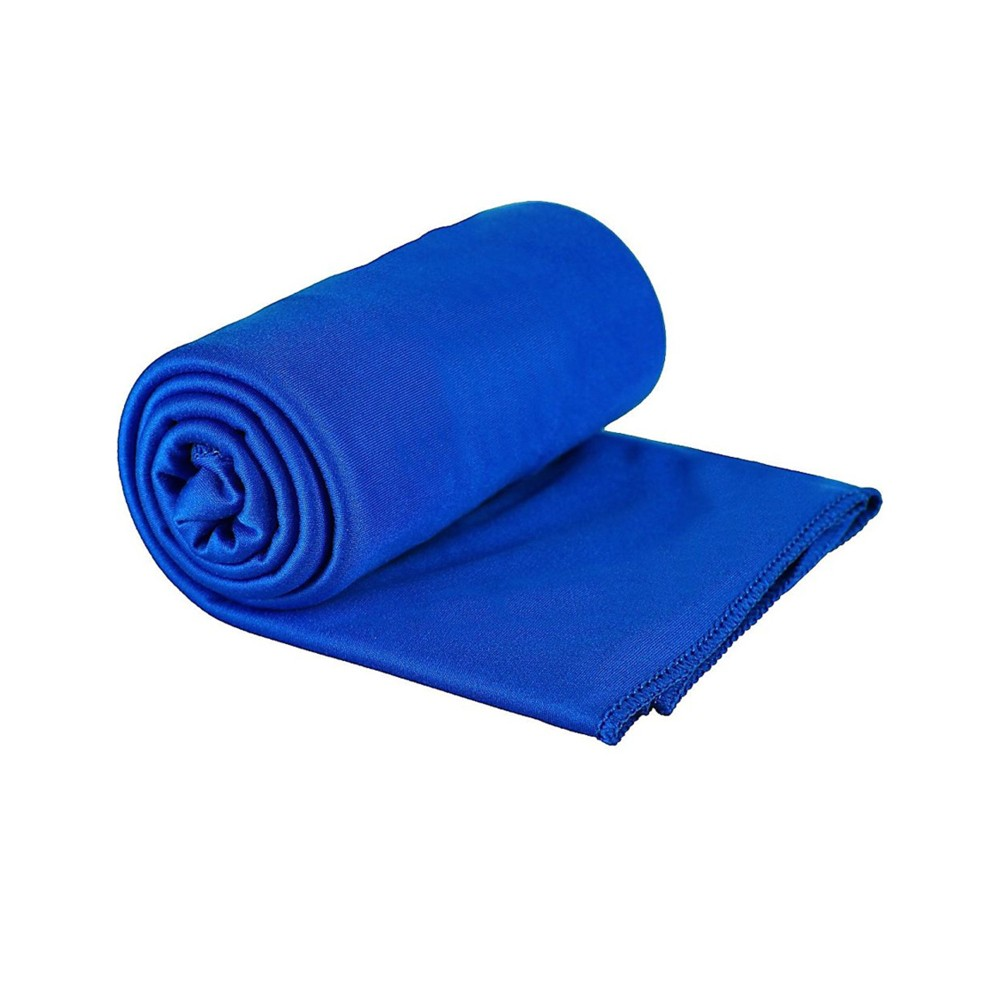 Sea To Summit Pocket Towel - Small Cobalt