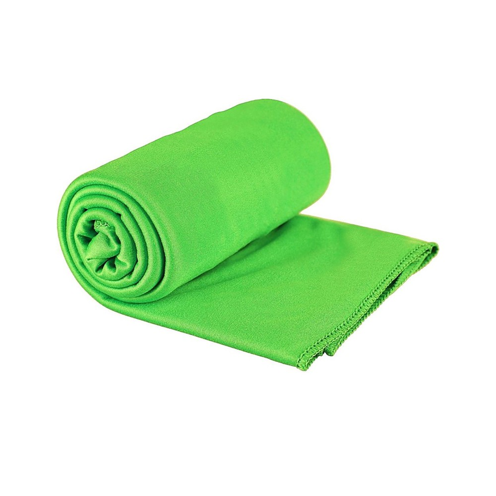 Sea To Summit Pocket Towel - Medium Lime