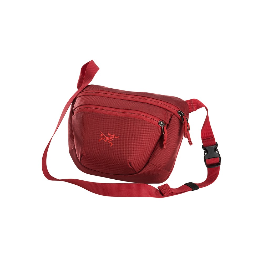 Arcteryx  Maka 2 Waistpack Red Beach