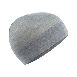 Icebreaker Flexi Beanie in Metal Heather
