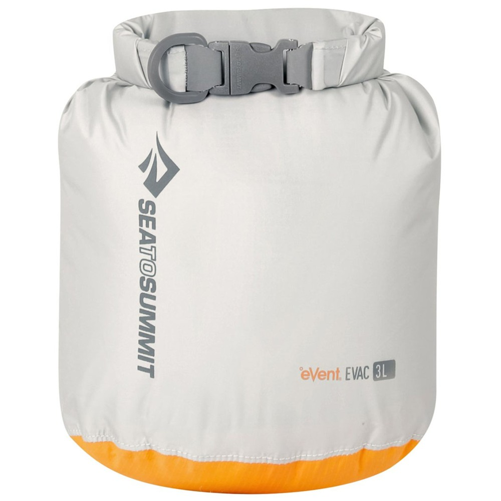 Sea To Summit eVac Dry Sack - 3L Grey