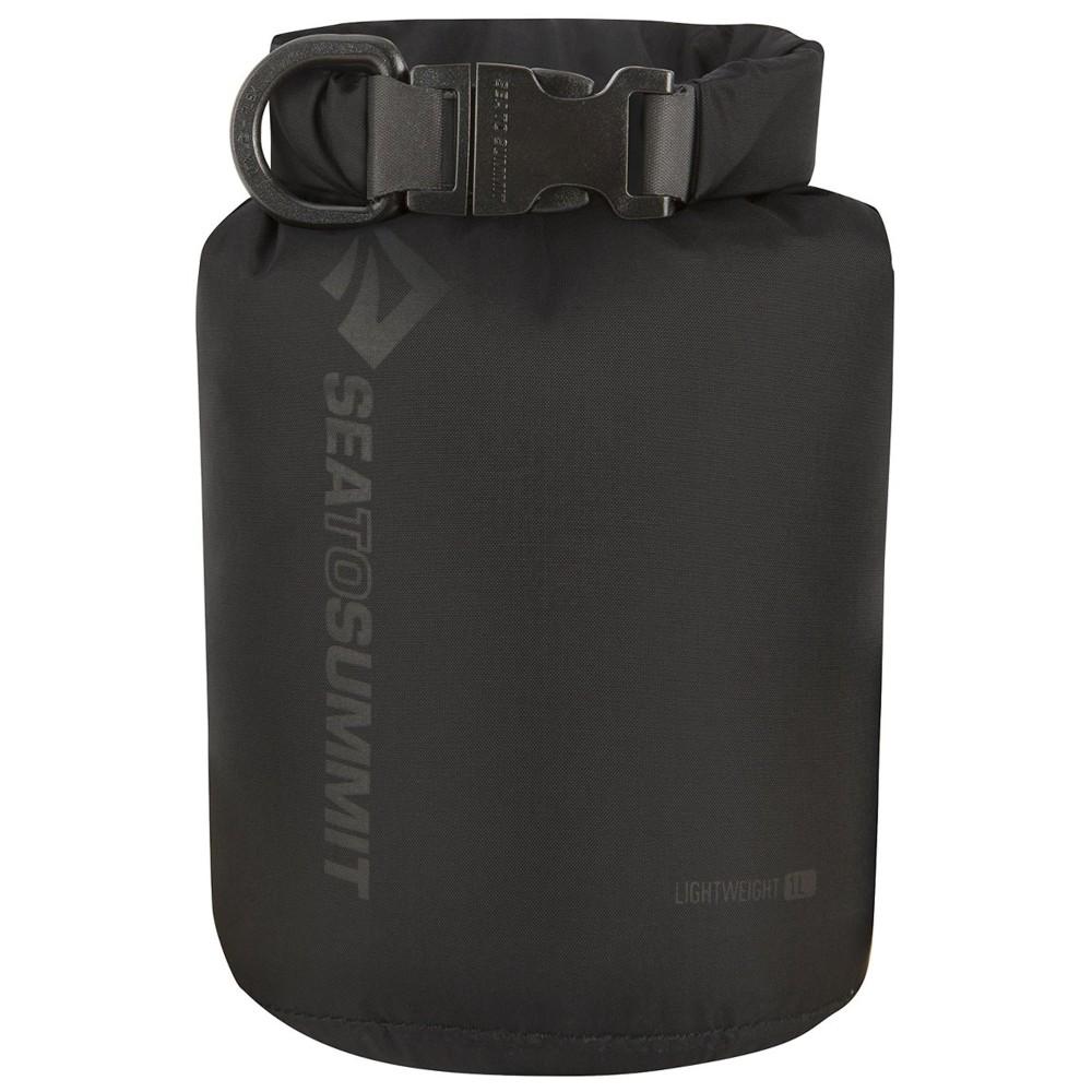 Sea To Summit LW 70D Dry Sack - 1L Black