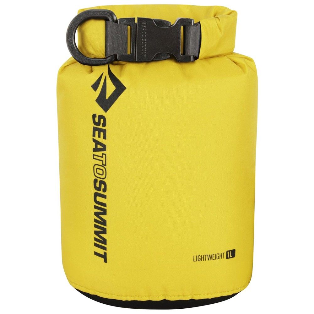 Sea To Summit LW 70D Dry Sack - 1L Yellow