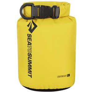 Sea To Summit LW 70D Dry Sack - 1L in Yellow