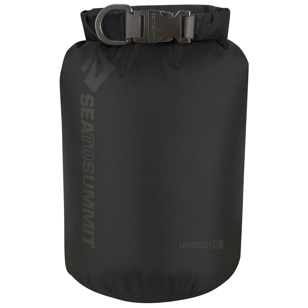 Sea To Summit LW 70D Dry Sack - 2L Black