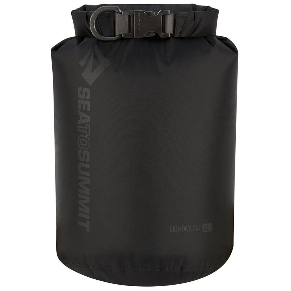 Sea To Summit LW 70D Dry Sack - 4L Black