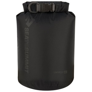 Sea To Summit LW 70D Dry Sack - 4L in Black