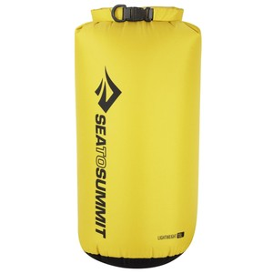 Sea To Summit LW 70D Dry Sack - 13L in Yellow