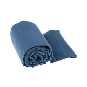 Premium Cotton Travel Liner Navy Blue