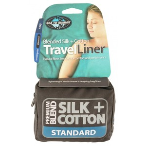 Sea To Summit Silk Cotton Travel Liner