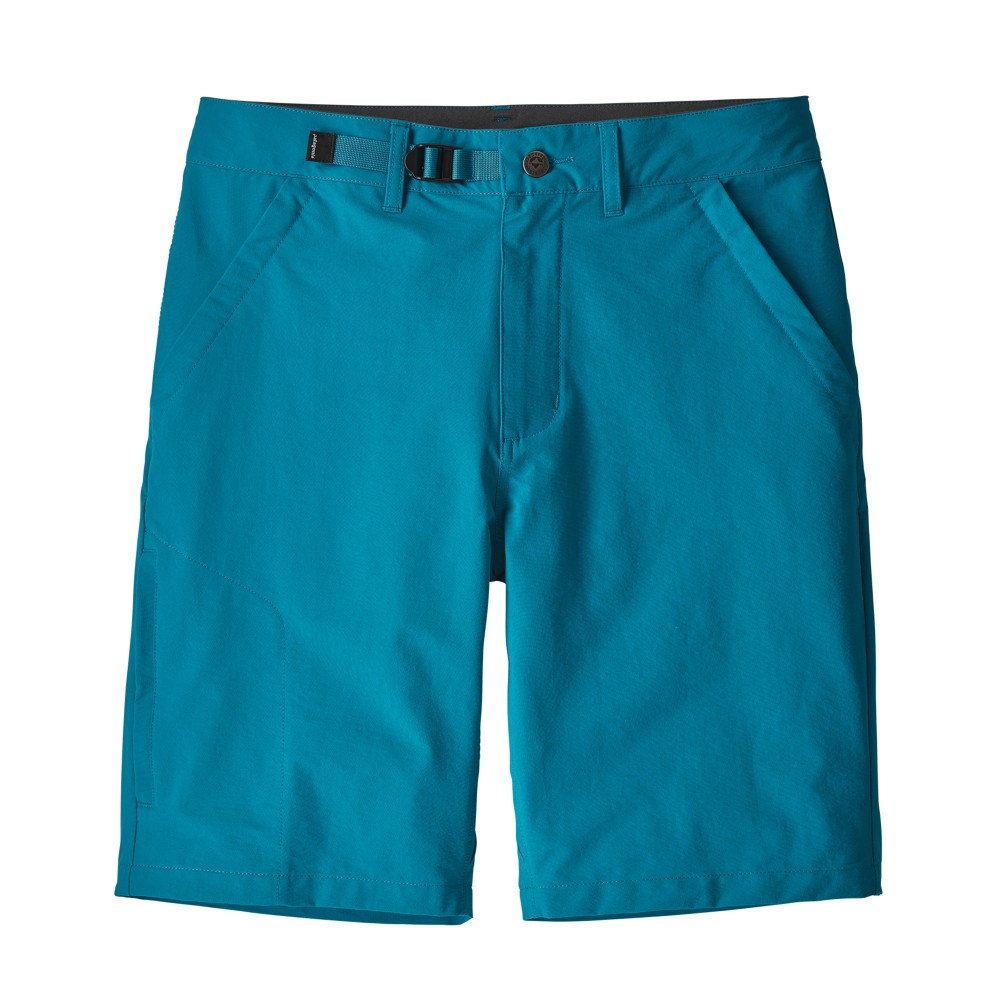 Patagonia Stonycroft Shorts 10 in Mens Balkan Blue