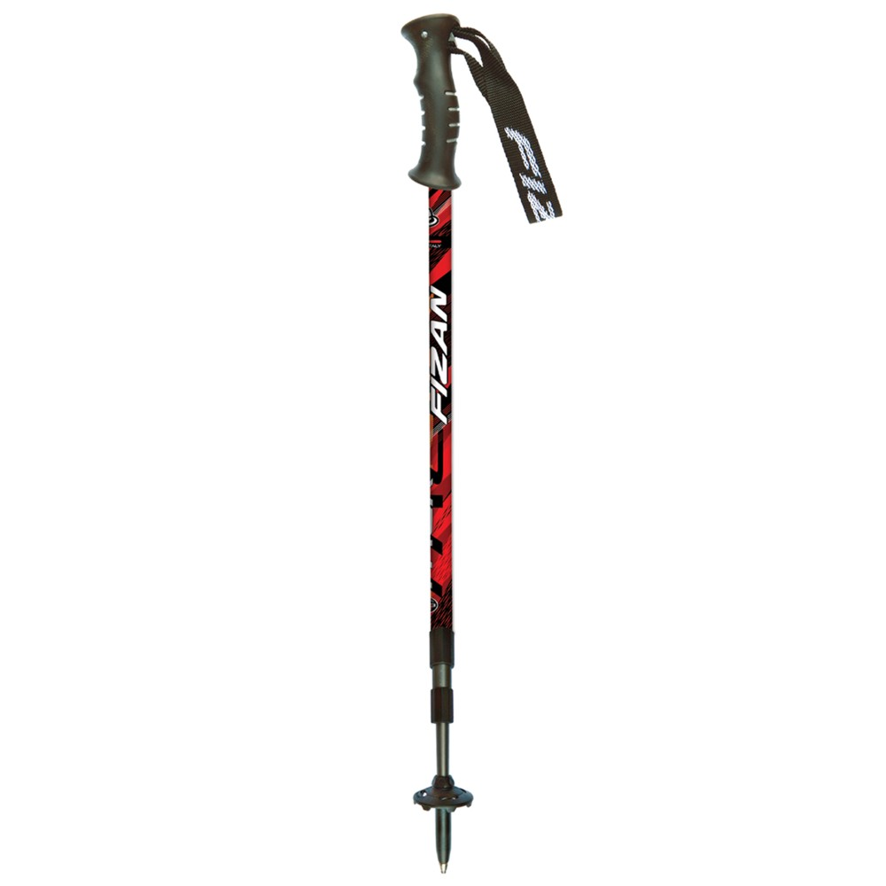 Fizan Poles Trek Poles Red