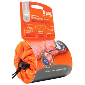Sol Emergency Bivvy - 1 person