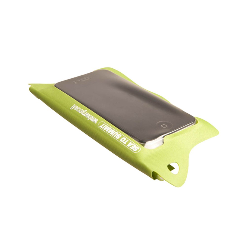 Sea To Summit TPU Guide Waterproof Case iPhone Lime