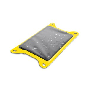 Sea To Summit TPU Guide Waterproof Case Tablet  in Yellow