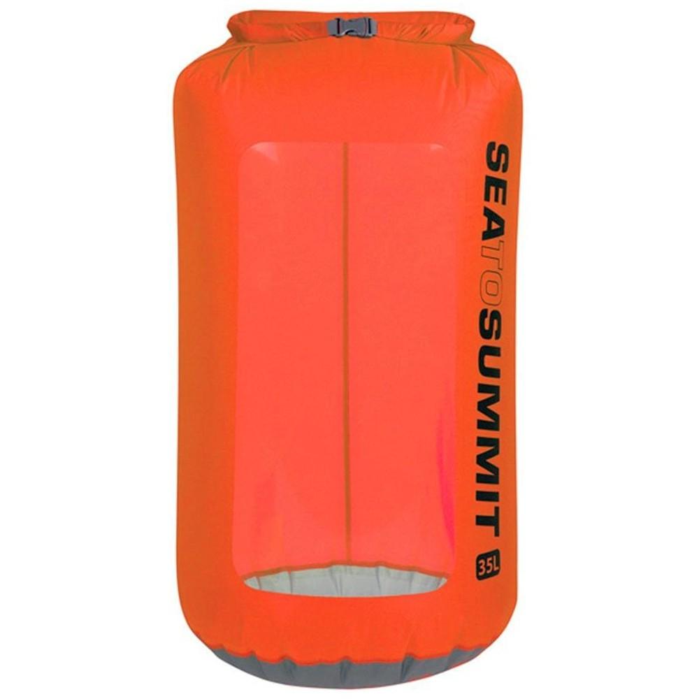 Sea To Summit Ultra-Sil View Dry Sack Orange