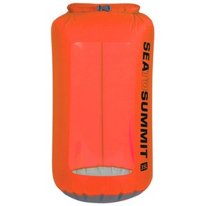 Sea To Summit Ultra-Sil View Dry Sack in Orange