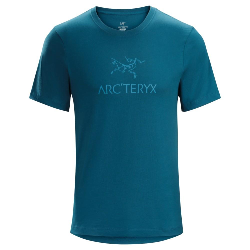 Arcteryx  ArcWord SS T-Shirt Mens Howe Sound