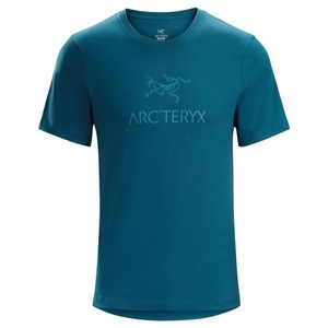 Arcteryx  ArcWord SS T-Shirt Mens in Howe Sound
