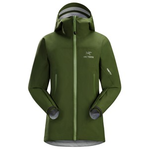 Arcteryx  Zeta AR Jacket Womens in Frond