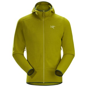 Arcteryx  Kyanite Hoody Mens in Olive Amber