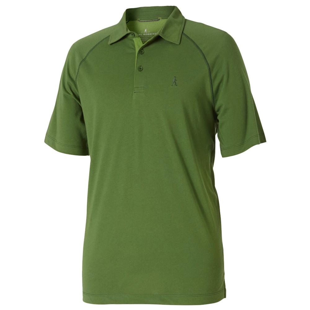 Royal Robbins Wick-Ed Cool Polo Mens Ivy