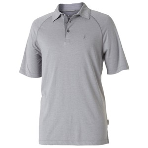 Royal Robbins Wick-Ed Cool Polo Mens in Moon