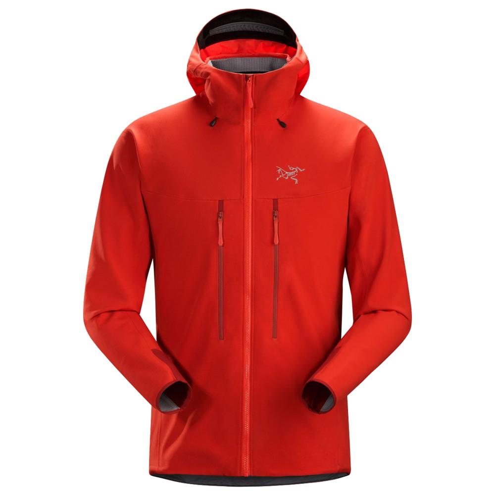 Arcteryx  Acto FL Jacket Mens Cardinal
