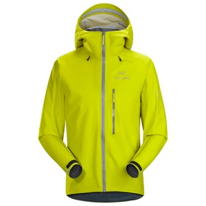 Arcteryx  Alpha FL Jacket Mens  in Lichen