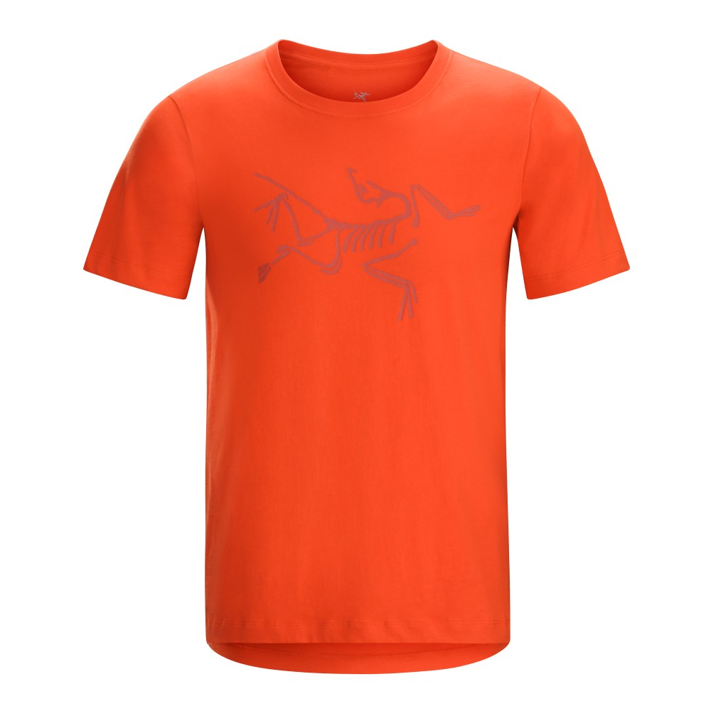 Arcteryx  Archaeopteryx SS T-Shirt Mens Ember