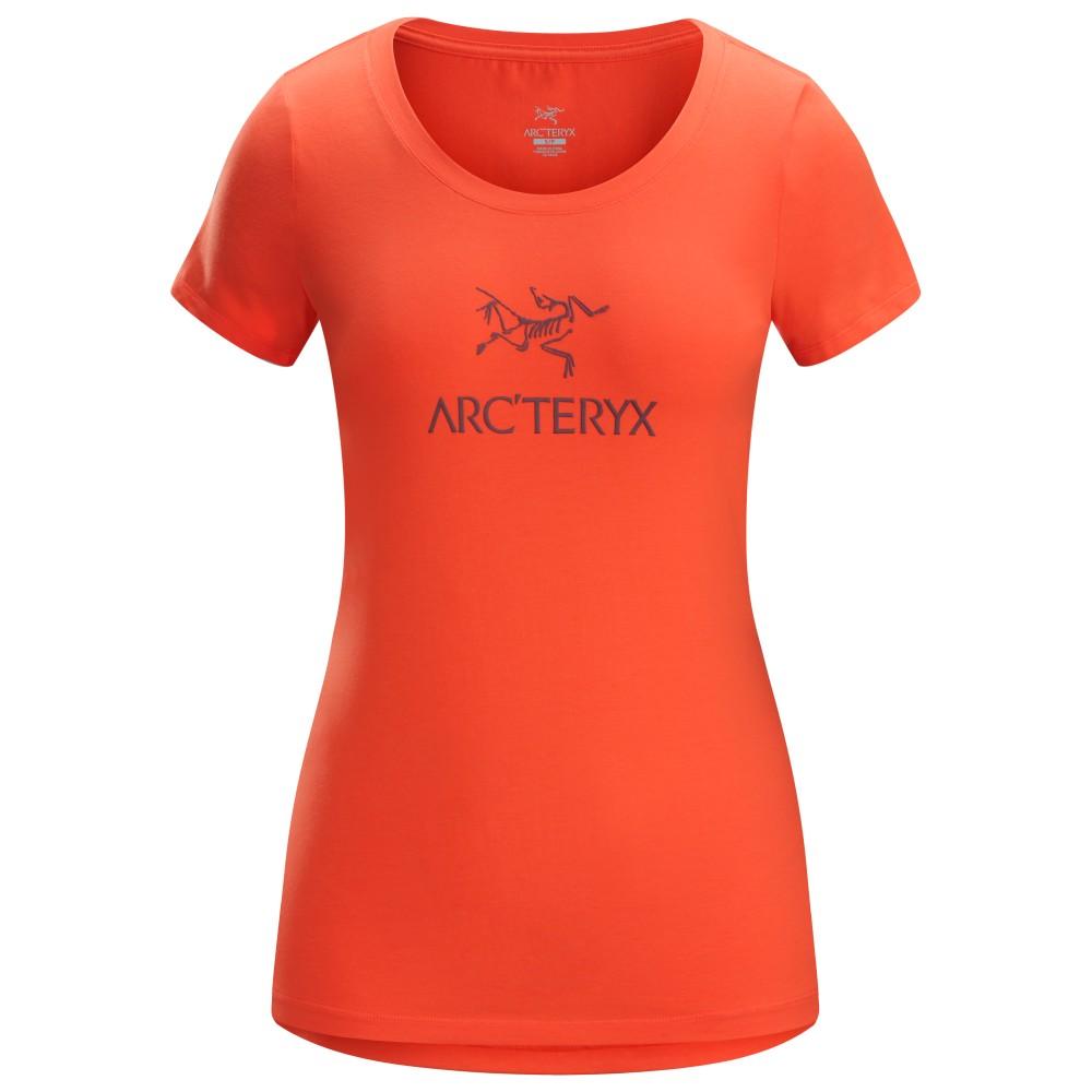Arcteryx  Arc'word SS T-Shirt Womens Aurora