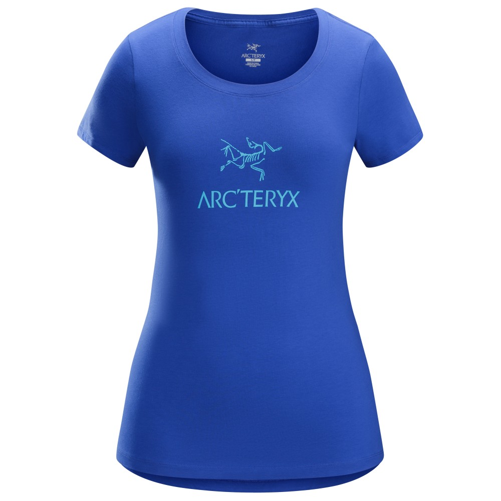 Arcteryx  Arc'word SS T-Shirt Womens Zaffre