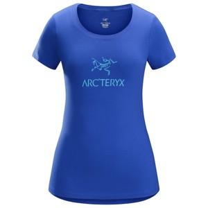 Arcteryx  Arc'word SS T-Shirt Womens in Zaffre