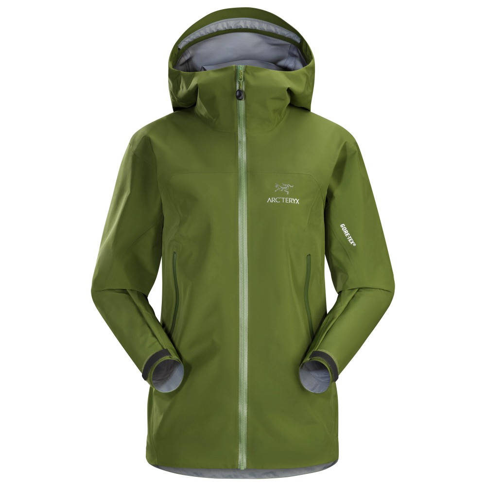 Arcteryx  Zeta LT Jacket Womens Creekside