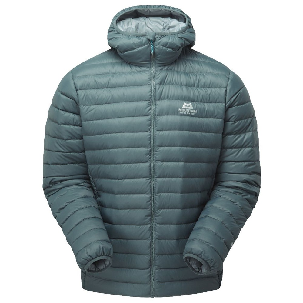 Mountain Equipment Arete Hooded Jacket Mens Moorland Slate