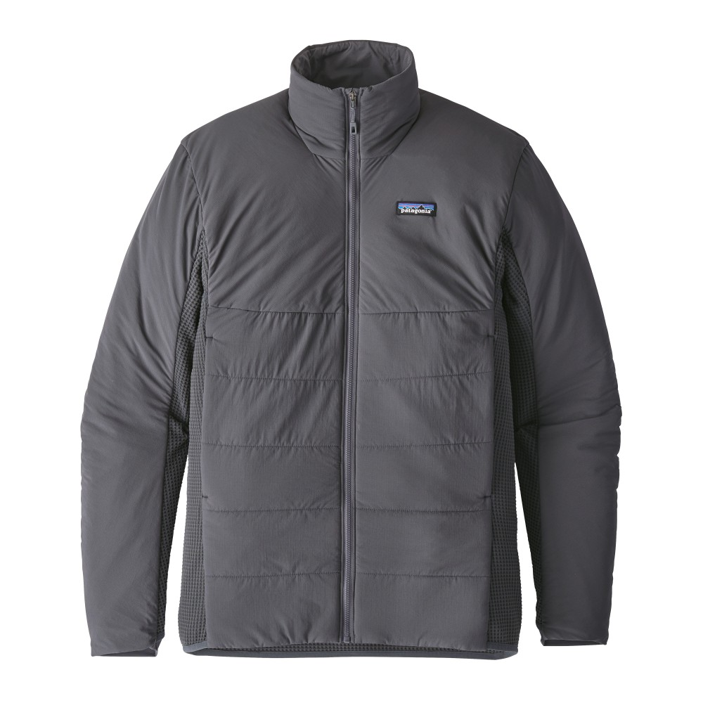 Patagonia Nano-Air Light Hybrid Jacket Mens Forge Grey