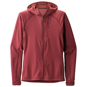 Black Diamond Coefficient Hoody Womens in Rhone