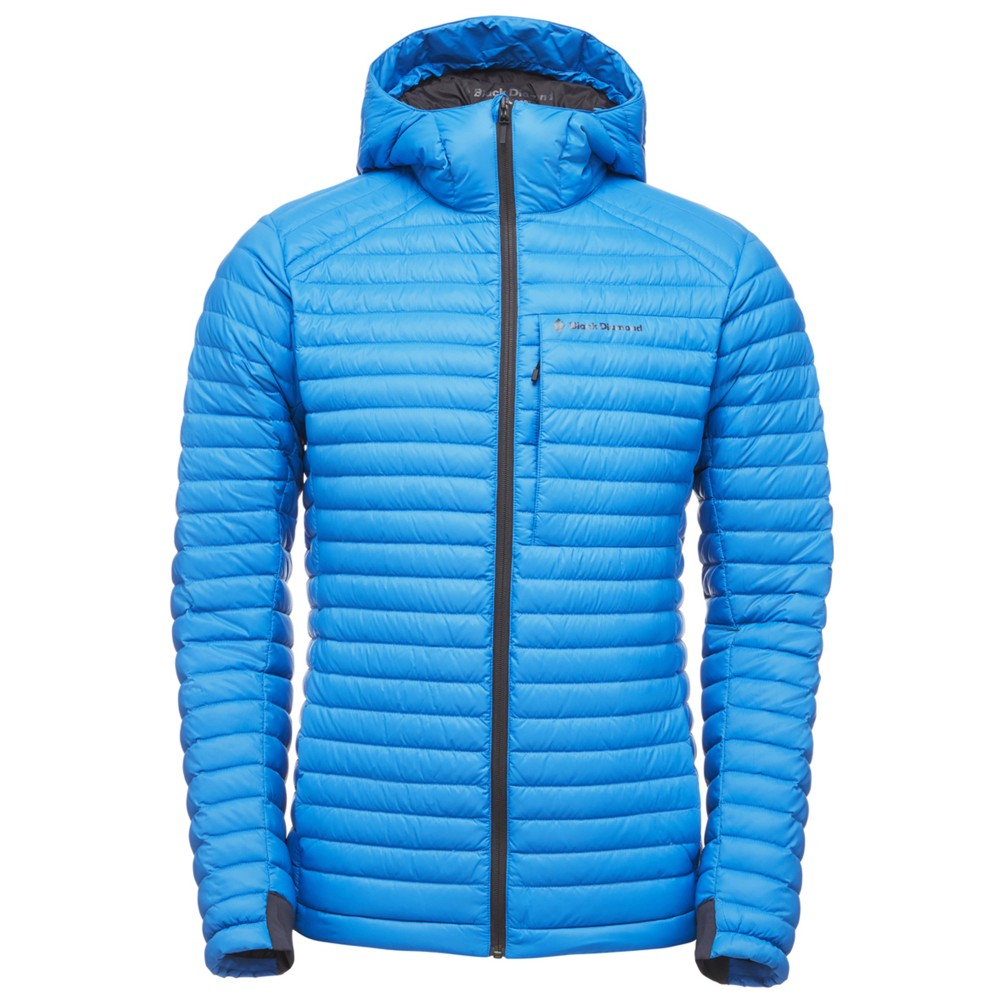 Black Diamond Forge Hoody Mens BLUEBIRD