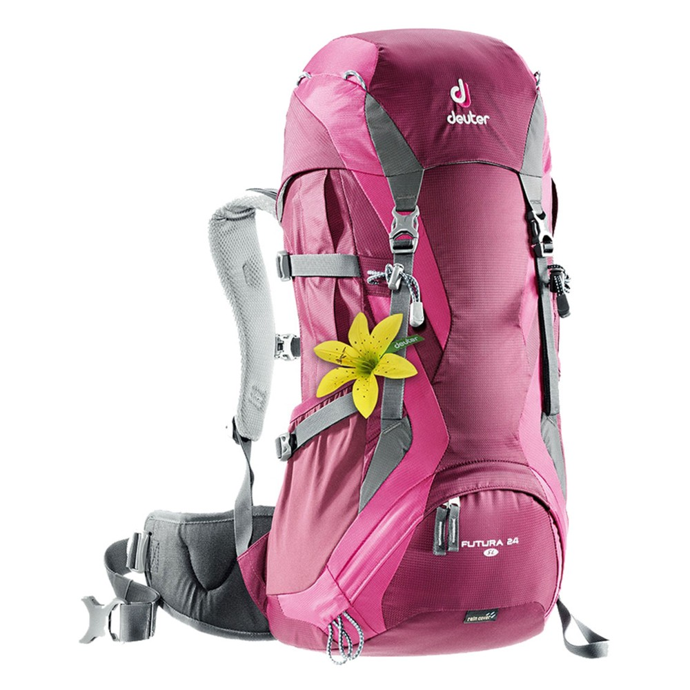Deuter Futura 24SL Womens Blackberry/Magenta