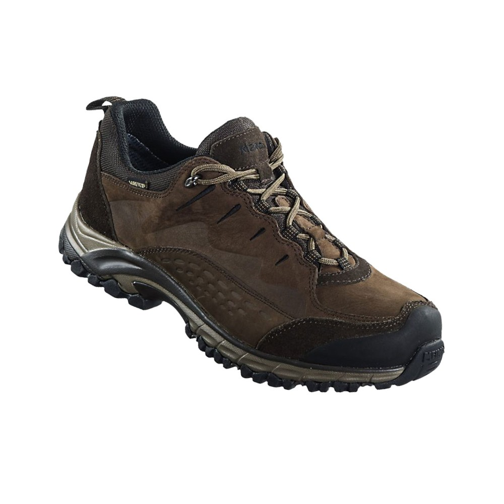 Meindl Barcelona GTX Mens Dark Brown