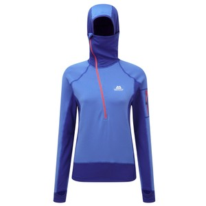 Mountain Equipment Eclipse Hooded Zip T Womens