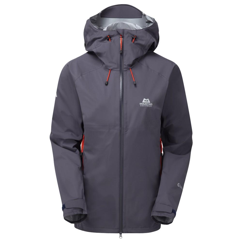 Mountain Equipment Odyssey Jacket Womens Welsh Slate