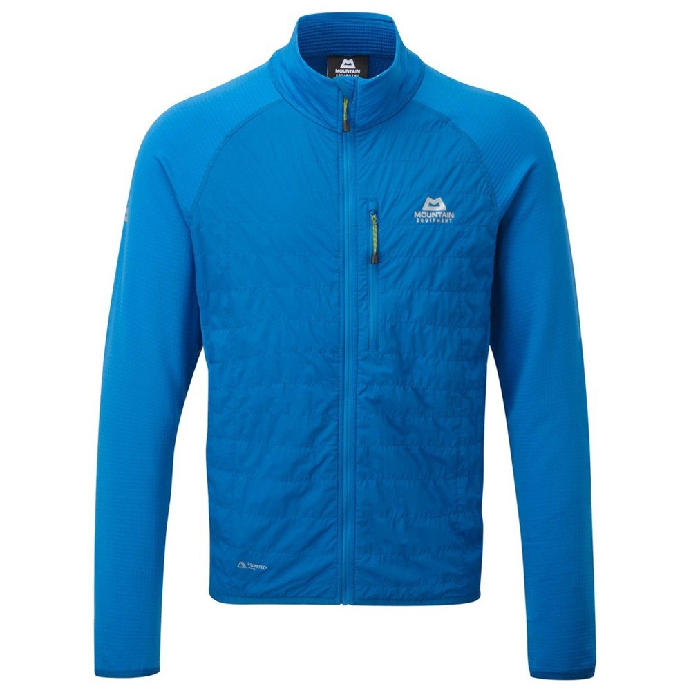Mountain Equipment Switch Jacket Mens Lagoon Blue