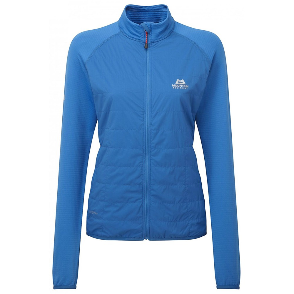 Mountain Equipment Switch Jacket Womens Lagoon Blue