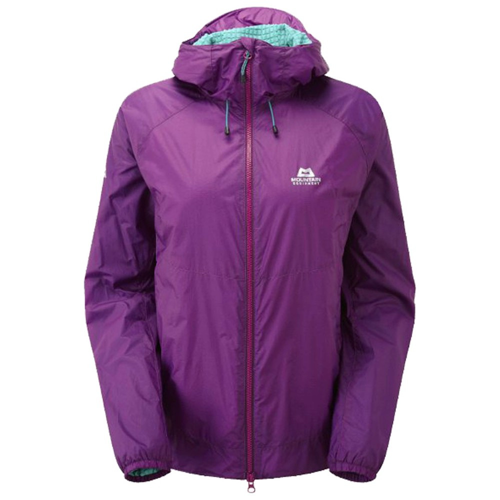 Mountain Equipment Kinesis Jacket Womens Foxglove