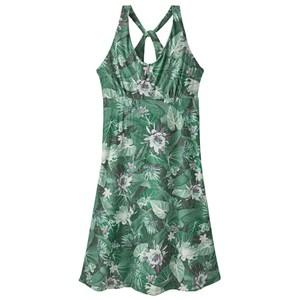 Magnolia Spring Dress Womens Yosemite-Beryl Green