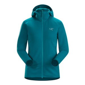 Arcteryx  Kyanite Hoody Womens in Dark Firoza
